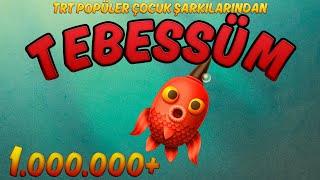 Tebessüm Şarkı Sözleri | 👶Çizgi Animasyon | Fatih Peşmen | TRT Popüler Çocuk Şarkıları Resimi