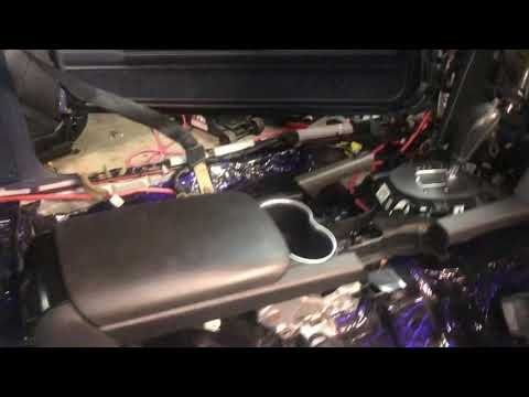 G Body Dash Swap Pontiac G8