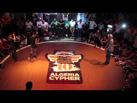 AFRICA JUNGLE  Show Case  REDBULL BC-ONE Algeria Cypher 2013