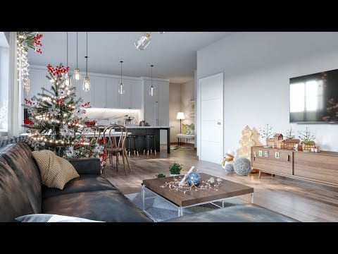 Christmas Room | ARCHITECTURE | INTERRIOR