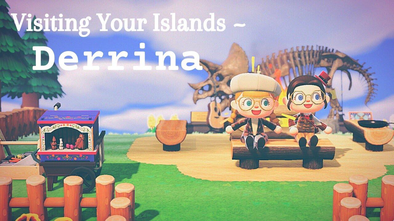 visiting your islands ~ derrina