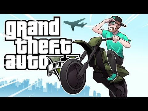 GTA 5 Online - DO YOU SEE THE PLANE!? (GTA 5 Online Multiplayer)