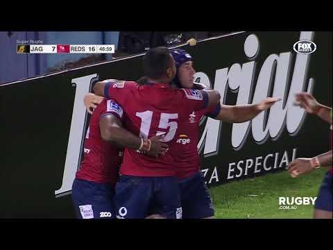 2018 Super Rugby Round Five: Jaguares vs Reds