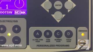Аппарат для электроэпиляции Cerri - краткий обзор для специалистов