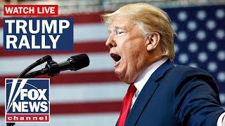 Live: Trump holds 'MAGA' campaign rally in Greenville, North Carolina