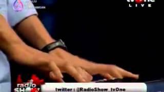 Luky Annash - Bajingan Ibukota (Live @ RadioShow TV One)