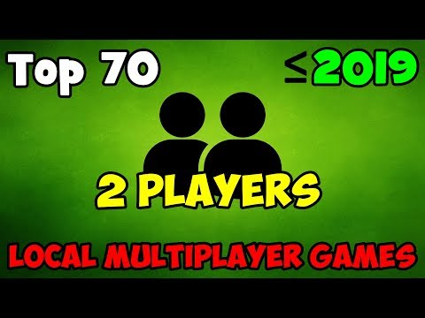 Top 70 Best Local Multiplayer PC Games (My ranking) / Splitscreen games / Same PC / LOCAL CO OP