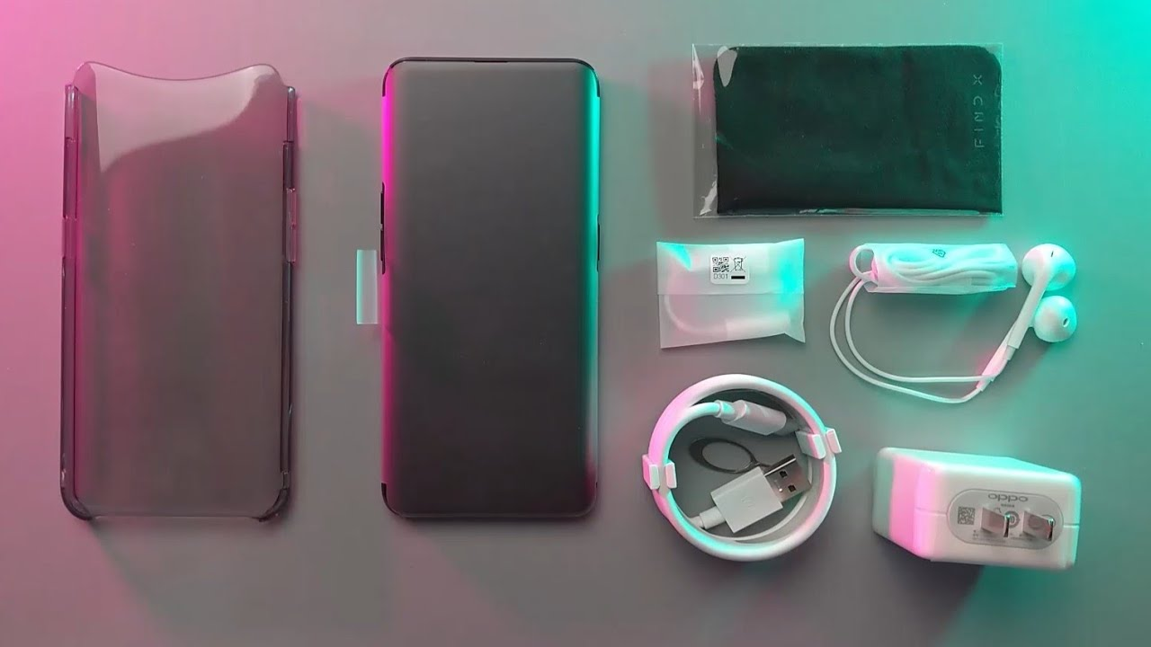 cheaper 2cad1 3f34b Oppo find x - back cover - unboxing - how case cover fit to oppo find x