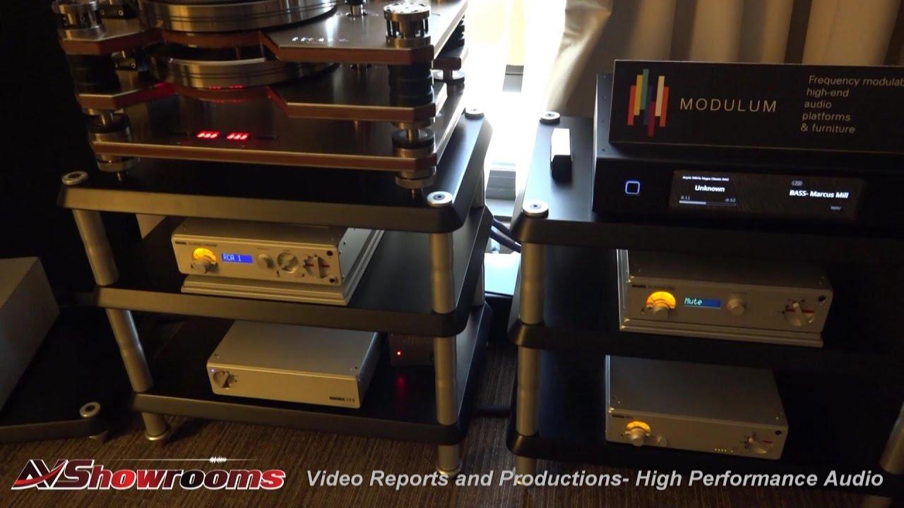 David Michael Audio, Kubala Sosna, Graham, NAGRA, Modulum Stands, Aurender  M10, Kronos, Phasemation,