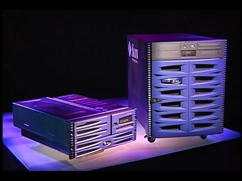 SUNFIRE V490 & V890 - Launch Video