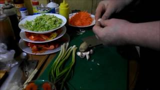Китайская кухня: смесь основа для китайской кухни