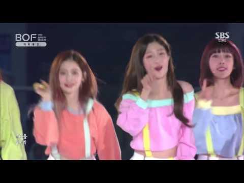 161001 부산 원아시아 페스티벌 「개막공연」  BUSAN ONE ASIA FEST