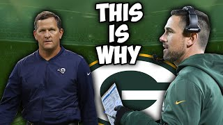 The REAL Reason Joe Barry Was Hired as Packers Defensive Coordinator