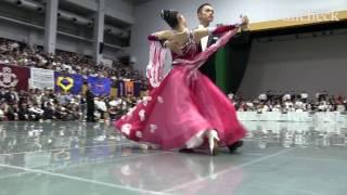 第61回全日本学生競技ダンス選手権大会 開催日:2016年12月11日 場所:...