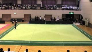 2011全日本社会人新体操選手権【クラブ】/春日克之(BLUE TOKYO)