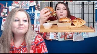 Foodie Beauty-Big Mac's are Delicious Mukbang Reaction