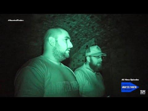 Haunted Finders || The Vaults of Death | Edinburgh, UK