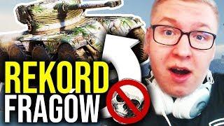 REKORD FRAGÓW - World of Tanks