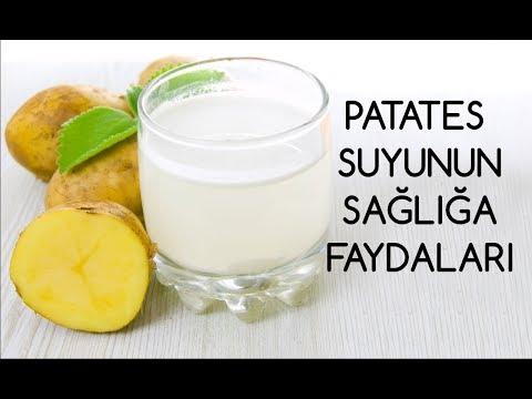 Patates Suyunun Sağlığa Faydaları