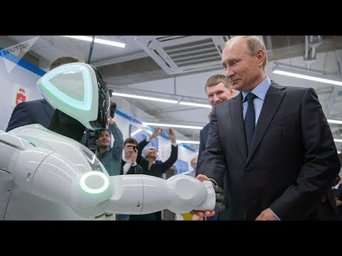 Putin: If Russia Has No Technological Breakthrough Soon, We Will Fall Far Behind!