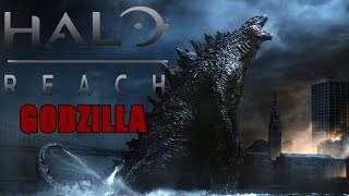 Halo: Reach Mini-Game: Episode 23: Godzilla! - (Xbox 360/1080p)
