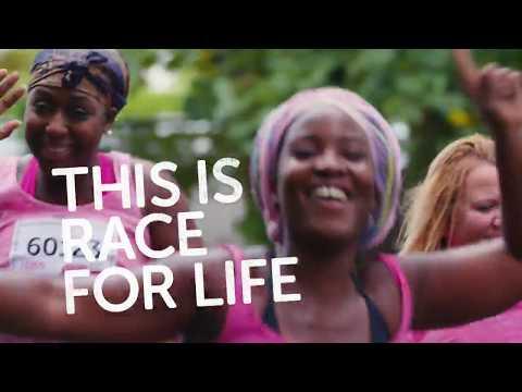 Race for Life TV ad 2018  Lisa