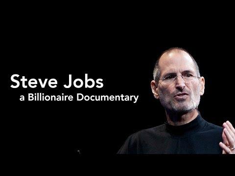 Steve Jobs - Billionaire Documentary - Innovator, Entrepreneur, Visionary, Business, Design