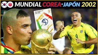 MUNDIAL COREA Y JAPÓN 2002 🇰🇷 🇯🇵 | Historia de los Mundiales