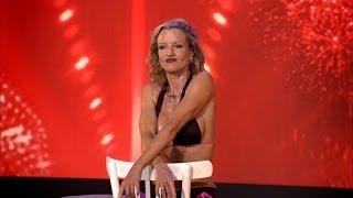 Verbrandingsgevaar! Els brengt super hete striptease | Belgium