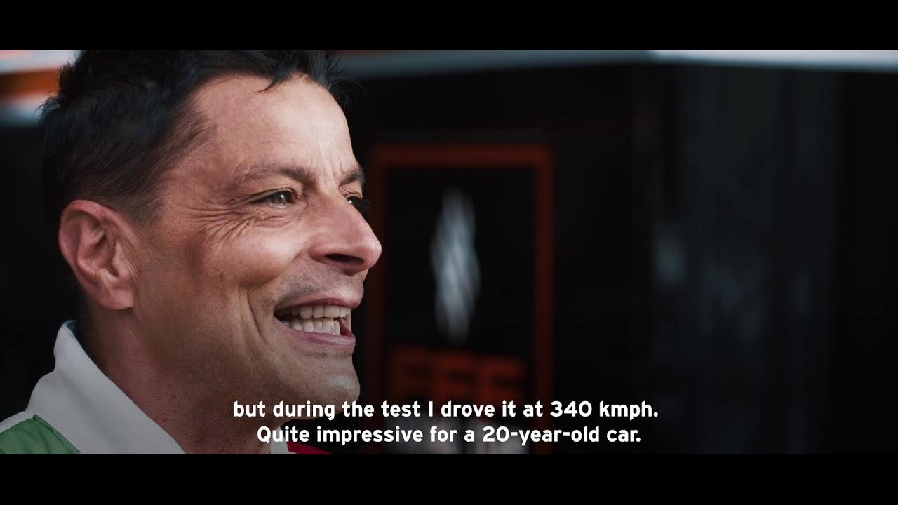 Luigi Moccia, a Lamborghini legend