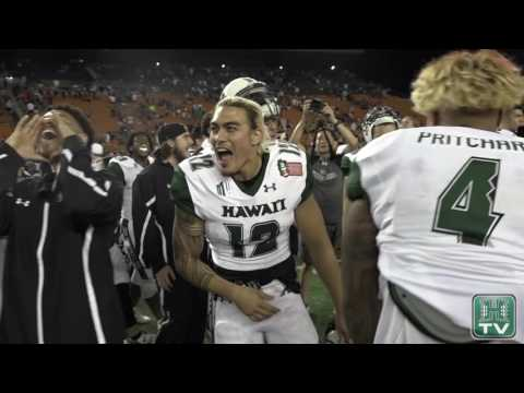 Hawaii Football Highlights vs. Middle Tennessee - 2016 Hawai'i Bowl 12-24-16