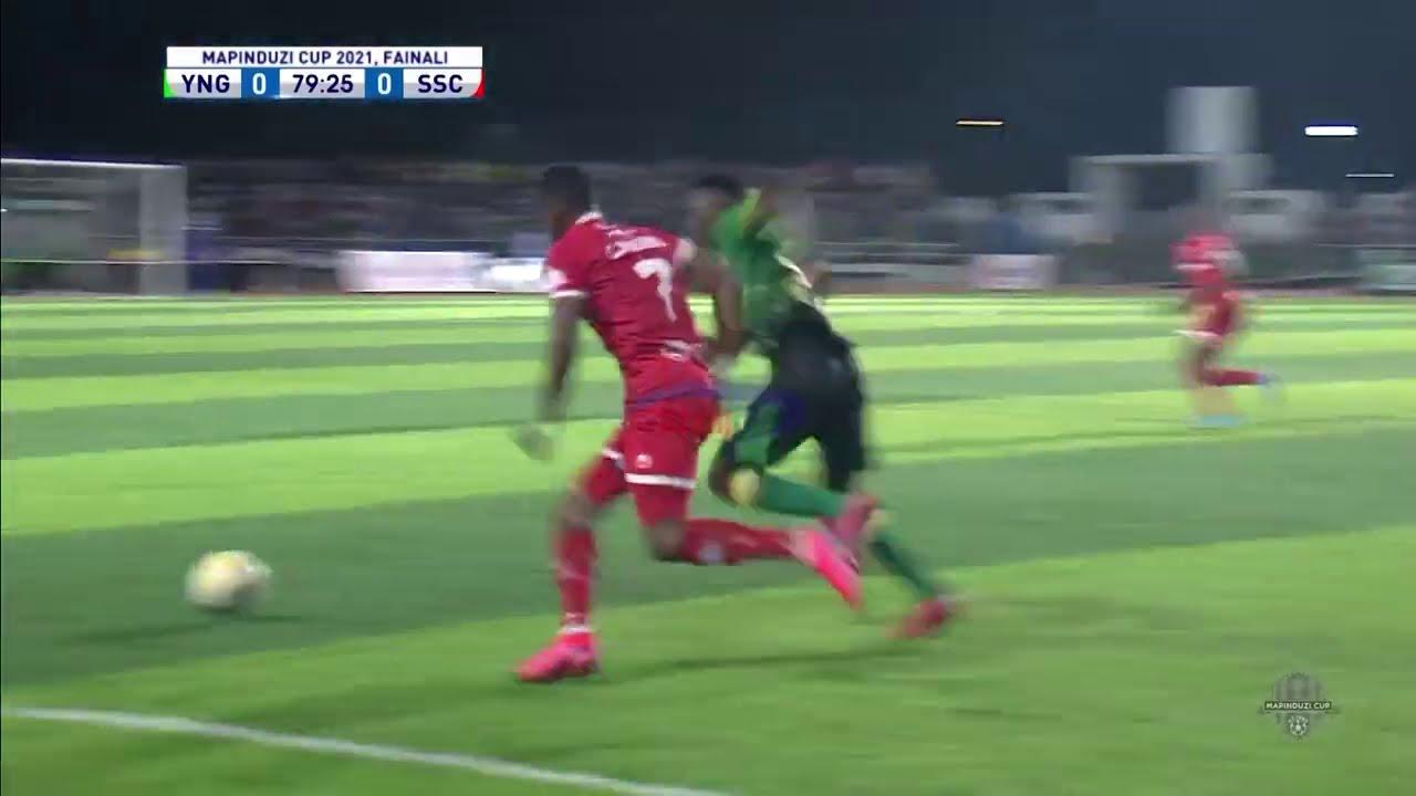 Download YANGA VS SIMBA | Patashika ya Abdallah Shaibu 'Ninja' - Mapinduzi Cup 13/01/2021