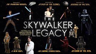 The Skywalker Legacy   George Lucas   STAR WARS