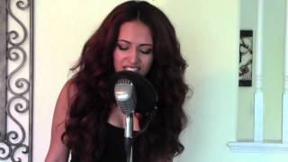"Luther Vandross ""If this world were mine"" Cover By Amber Blu"