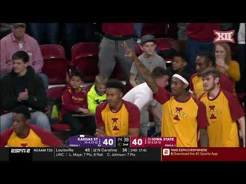 iowa-state-vs-kansas-state-men's-basketball-highlights