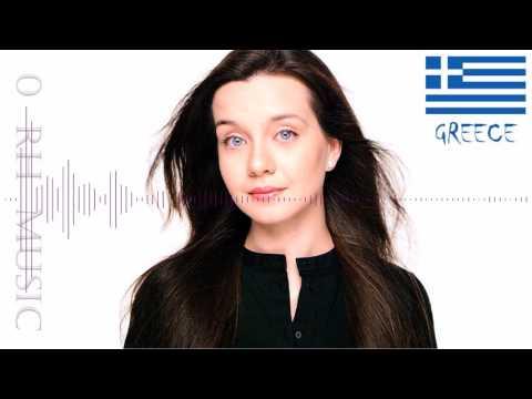 Eurovision Greek Performer - Areti Ketime - Dysi Ki Anatoli / Δύση και Ανατολή / English Subtitle