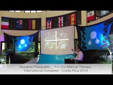 AMT Aquatic Manual Therapy  -  congreso internacional terapias aquaticas, Costa Rica 2018