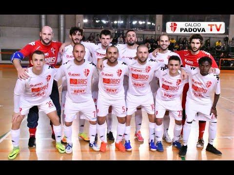 Highlights Calcio Padova C5 - Hellas Verona 5-3 - YouTube