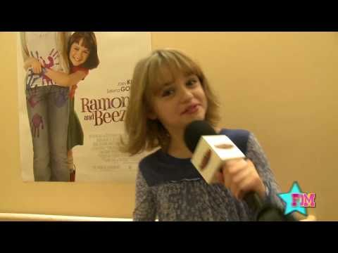 Ramona & Beezus' Joey King Visits Mattel Children's Hospital