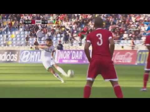 Maroc vs Congo 2- 0  Match amical  27-05-16