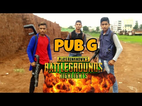 PUBG In Real Life Part-1| BattleGround | Kaif Khan HK TV