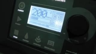 Шлифовально-полировальный станок MP-200S управление(Компания Axalit является официальным представителем на территории России компании MTDI Корея. Компания MTDI..., 2017-01-16T20:33:08.000Z)