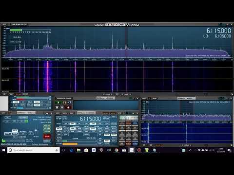 Radio Nikkei 2, 6115 kHz, 24 JAN 2018, 06:19 UTC