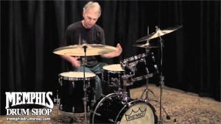 Remo Drum Set PPWMDCCC