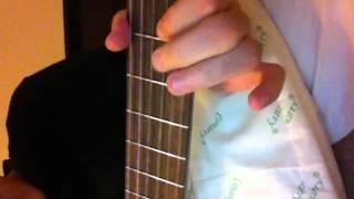 Appronder lahmam li waleftou guitar algerien
