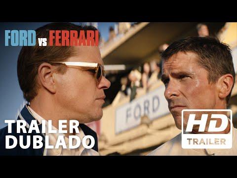 Ford Vs Ferrari | Trailer Oficial 2 | Dublado HD
