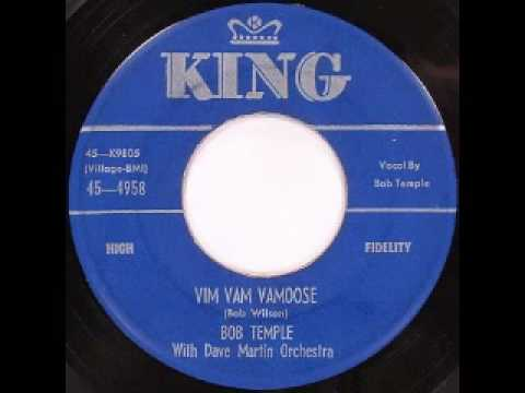 Bob Temple - Vim Vam Vamoose