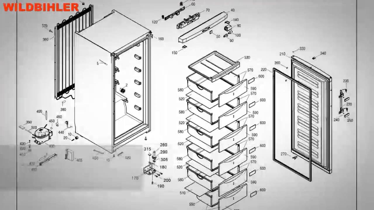 ersatzteile liebherr gefrierschrank g nstige haushaltsger te. Black Bedroom Furniture Sets. Home Design Ideas