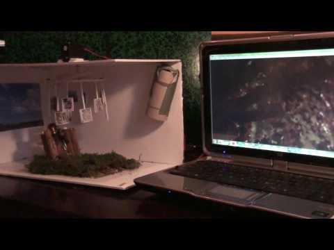 Art & Technology: Artist Impression Test 001