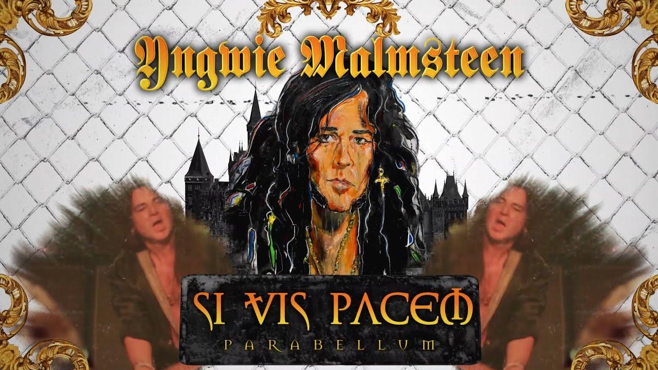 Download Yngwie Malmsteen - (Si Vis Pacem) Parabellum (Parabellum)